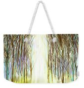Cathedral Forest Weekender Tote Bag by Darren Cannell