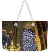 Cathedrale Notre Dame De Paris Weekender Tote Bag by Brian Jannsen
