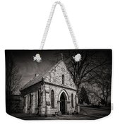 Cedar Hill Chapel Weekender Tote Bag