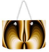 Celebrating Symmetry Weekender Tote Bag