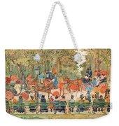 Central Park 1901 - Digital Remastered Edition Weekender Tote Bag