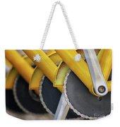 Chain Gang Weekender Tote Bag