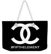 Chanel Fifth Element-2 Weekender Tote Bag