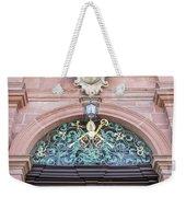 Chapel Door Weekender Tote Bag
