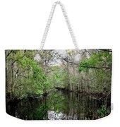 Charlie Bowlegs Creek Weekender Tote Bag
