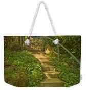 Chateau Montelena Garden Stairway Weekender Tote Bag