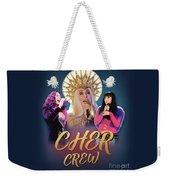 Cher Crew X3 Weekender Tote Bag