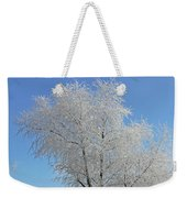 Cherohala Magic Weekender Tote Bag