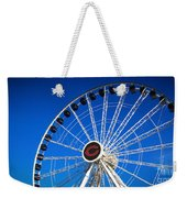 Chicago Centennial Ferris Wheel Weekender Tote Bag