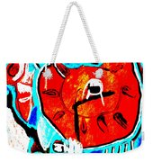 Chicken And Egg Weekender Tote Bag