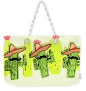 Chili Con Cacti Weekender Tote Bag