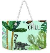 Chill Weekender Tote Bag