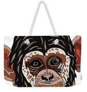 Chimp Weekender Tote Bag