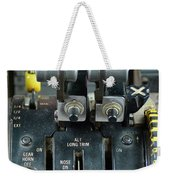 China Southern Md-82 Throttle Weekender Tote Bag