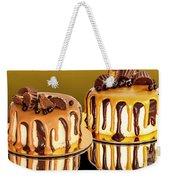 Chocolate Delights Weekender Tote Bag
