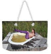Chokoloskee Mermaid 0552 Weekender Tote Bag