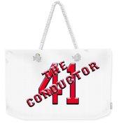 Chris The Conductor Sale Weekender Tote Bag