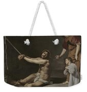 Christ After The Flagellation Contemplated By The Christian Soul Weekender Tote Bag