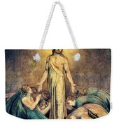 Christ Appearing To The Apostles After The Resurrection - Digital Remastered Edition Weekender Tote Bag