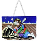 Christ Will Come Again Weekender Tote Bag by Anthony Falbo