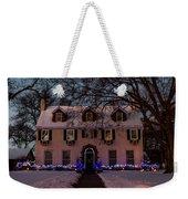 Christmas Lights Series #3 Weekender Tote Bag