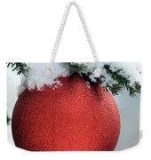 Christmas Tree, France Weekender Tote Bag