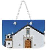 Church Of Cacela Velha In Portugal Weekender Tote Bag