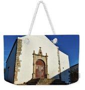 Church Of Misericordia. Portugal Weekender Tote Bag