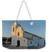 Church Of Querenca In Loule. Portugal Weekender Tote Bag