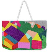 City 3 Weekender Tote Bag
