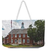 City Hall - Shelby, North Carolina Weekender Tote Bag