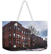 Cityview Cooperative, Minneapolis Weekender Tote Bag