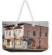 Cj Grocery Weekender Tote Bag by Juan Contreras