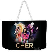 Classic Cher Trio Weekender Tote Bag