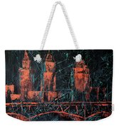 Classic Cleveland Weekender Tote Bag