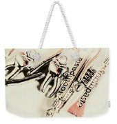 Clinical Tooth Care Weekender Tote Bag