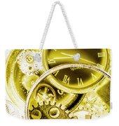 Clock Watches Weekender Tote Bag