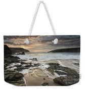 Clogher Strand Dingle Kerry Ireland Weekender Tote Bag