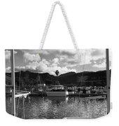 Clouds And Sailing  Weekender Tote Bag