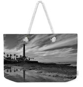 Clouds Over The Chipiona Faro Weekender Tote Bag