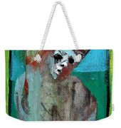 Clown At A Table Weekender Tote Bag