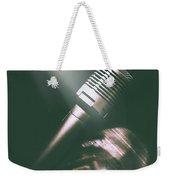 Club Karaoke Weekender Tote Bag