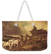 Coal Cars 1822 Weekender Tote Bag