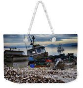 Coastal Fishing Vancouver Island Weekender Tote Bag