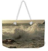 Coastal Saturday Morning Weekender Tote Bag