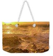 Coastal Sunrise Spectacular  Weekender Tote Bag