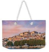 Coimbra's Skyline Weekender Tote Bag