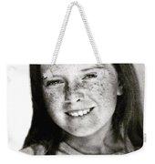 Colette 12 Years  Weekender Tote Bag by Colette V Hera Guggenheim
