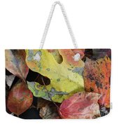 Collective Autumn Color Weekender Tote Bag