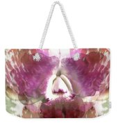 Color Hybrid Orchid Weekender Tote Bag